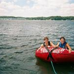 Campbell and Mary Tubing