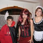Dracula, Angel of Death and a French Maid