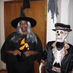 The Witch and Skelly