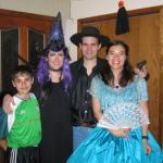 Jason, Georgina, Rich and Mary
