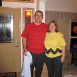 Linus and Charlie Brown